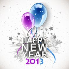 153 Best New Year Clipart images in 2019.