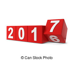 3d new year 2016 cubes changing Illustrations and Stock Art. 79 3d.