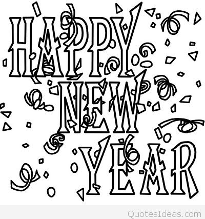 Happy new year free clip art wallpapers & backgrounds 2016.