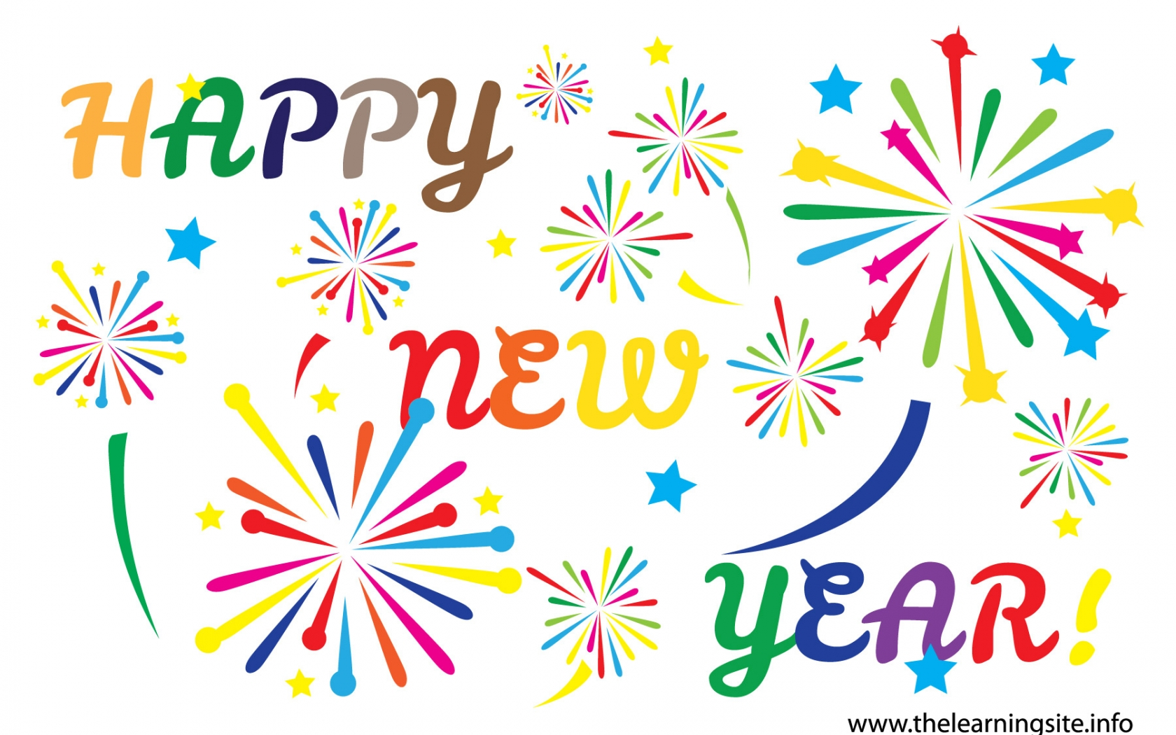 Free download Happy New Year ClipArt For 2015 [1800x1200.