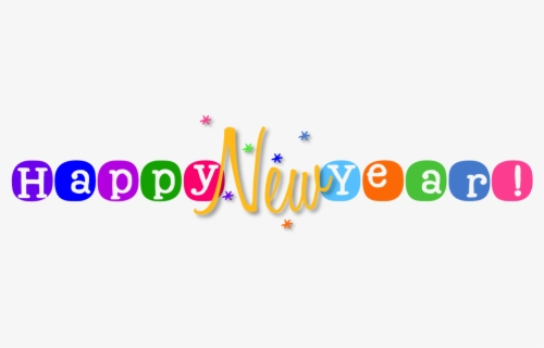 Free New Years 2016 Clip Art with No Background.