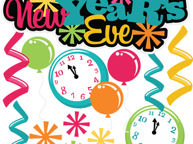 Fireworks Clipart New Year\'s Day.