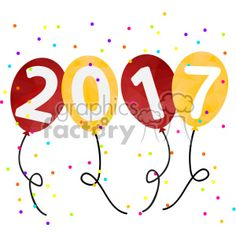 21 Best New Year Clip Art images in 2019.