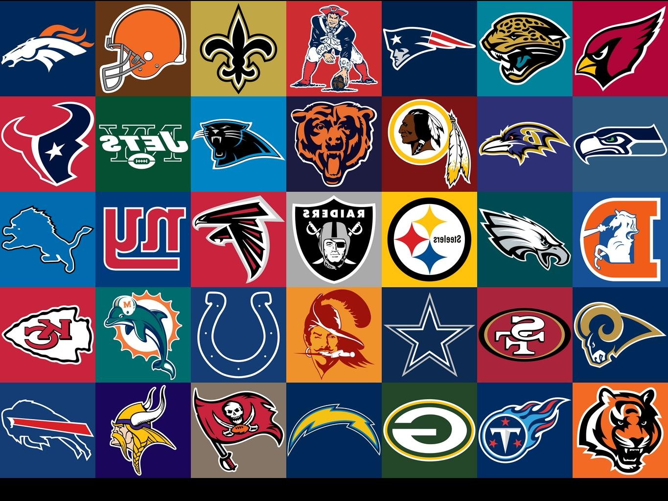 Unique Nfl Logos Clip Art Pictures » Free Vector Art, Images.