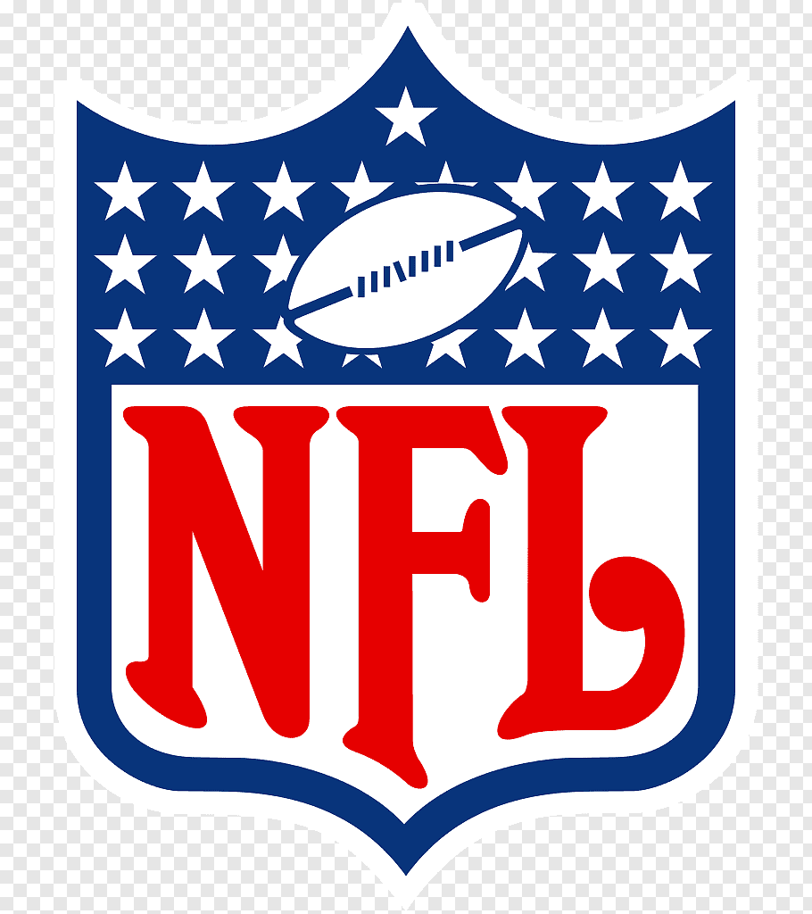 NFL logo, NFL National Football League Playoffs United.