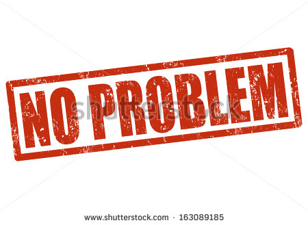 No Problem Stock Images, Royalty.