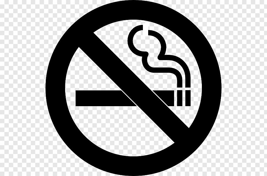No smoking logo, Smoking ban Tobacco smoking, No Smoking.