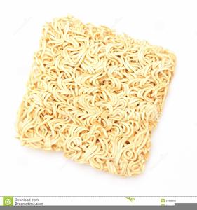 Instant Noodles Clipart.