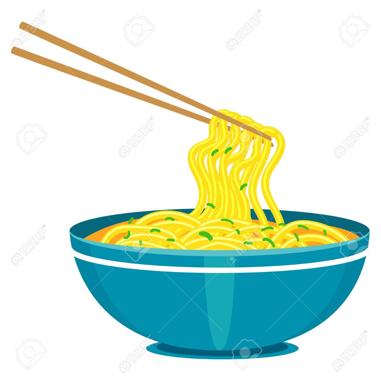 306 Noodles free clipart.