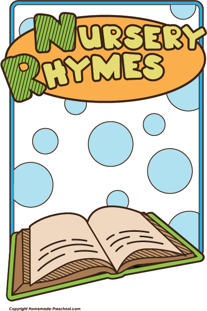 Fun and free nursery rhymes clipart, ready for PERSONAL and.