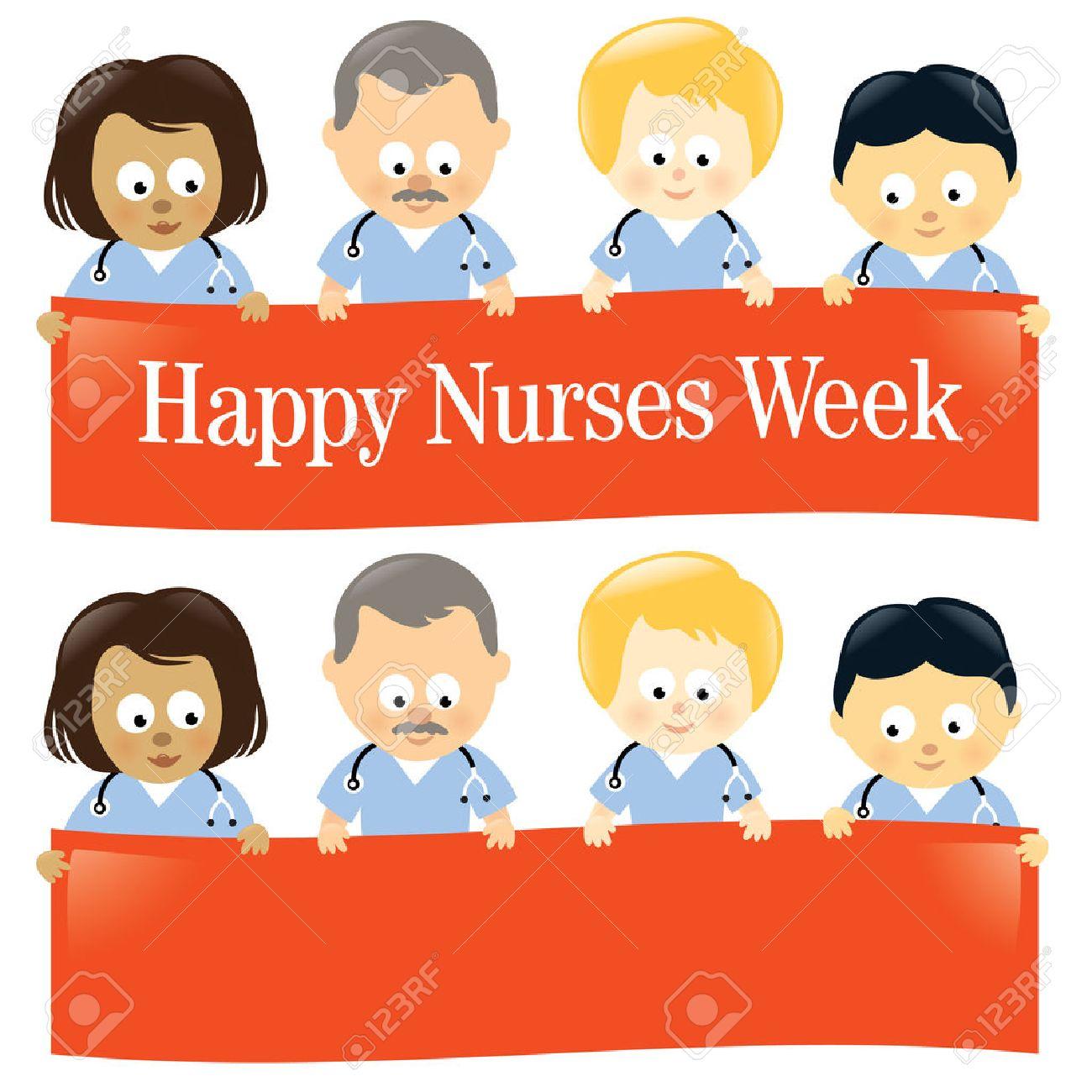 Happy Nurses Week Multi.