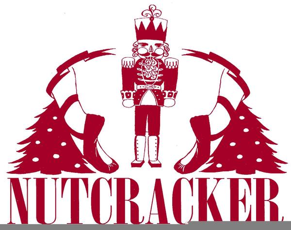 Nutcracker Ballet Free Clipart.