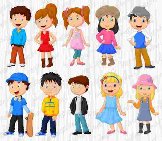 Best Cliparts: Clipart Of A Child Library Clipart For Kids.