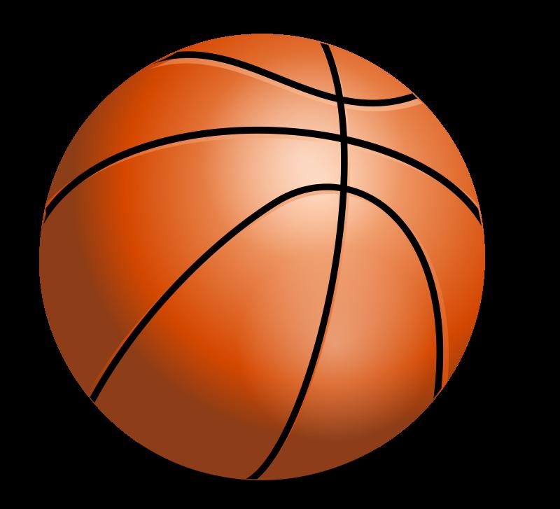 Free Clipart: Basketball, krepsinio kamuolys, ball.