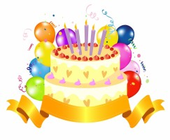 Library of free banner free images birthday cake png files.