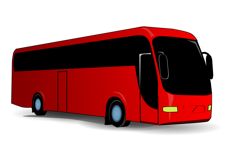 Free Clipart: Bus 1.