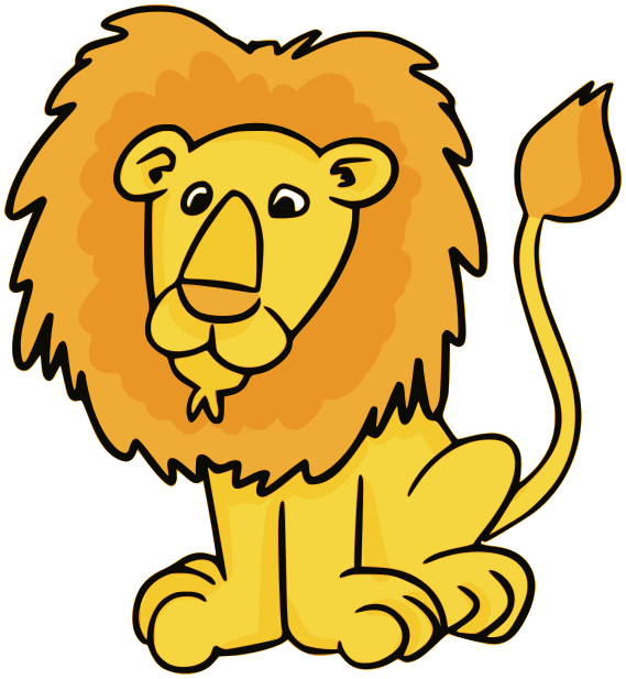 Lion clipart for kids free clipart images.
