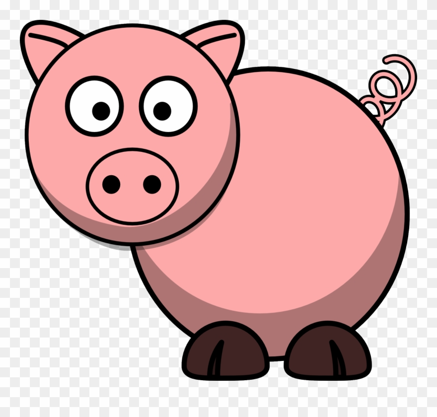 Cute Pig Face Clip Art Free Clipart Images.