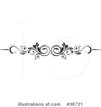 Free Clipart Scroll Lines.
