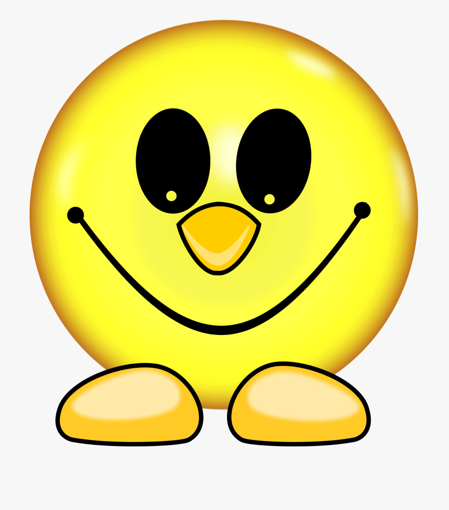 Clipart Smiley Face With Feet.