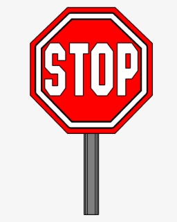 Free Stop Sign Free Clip Art with No Background , Page 2.
