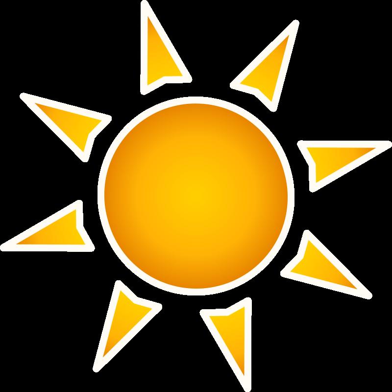 Free Clipart: Sun.