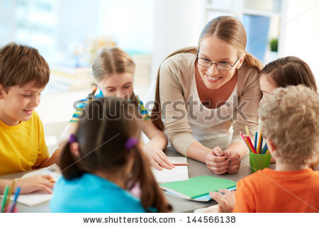Teacher Stock Images, Royalty.