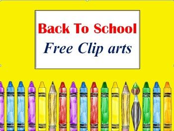 Free Back To School Clip Art & Back To School Clip Art Clip Art.