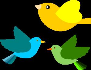 Birds Clip Art at Clker.com.