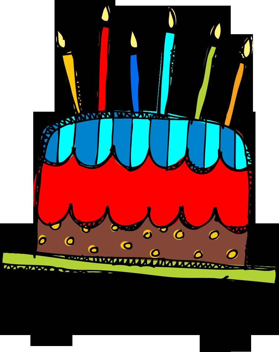Free Birthday Cake Clip Art & Birthday Cake Clip Art Clip Art.