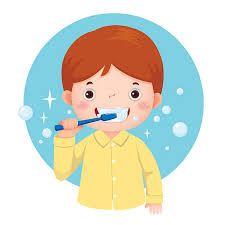Image result for brush teeth clipart.