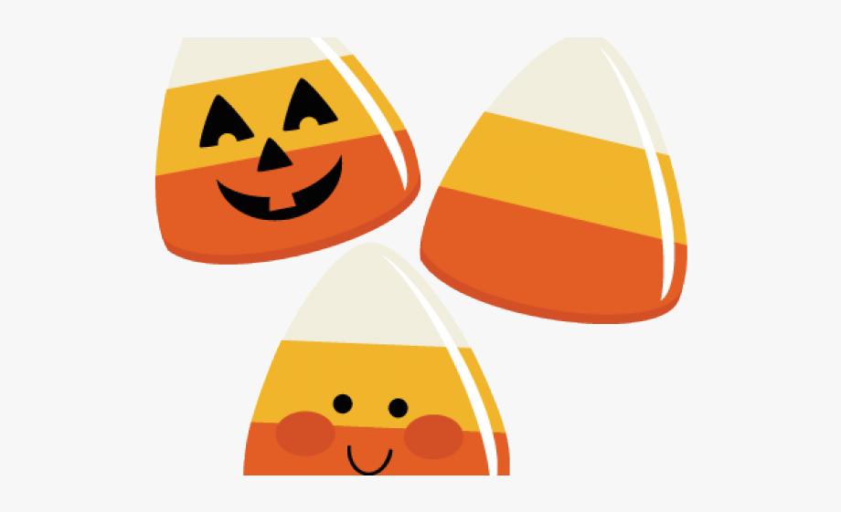 Halloween Candy Corn Clipart , Transparent Cartoon, Free.