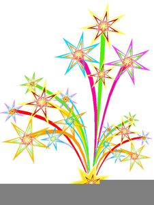 Free Clipart Of New Year Celebrations.