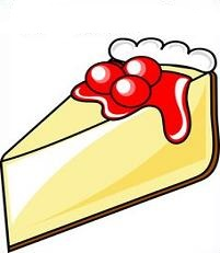 Free Cheesecake Clipart.
