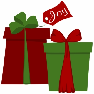 Christmas Present PNG Images.