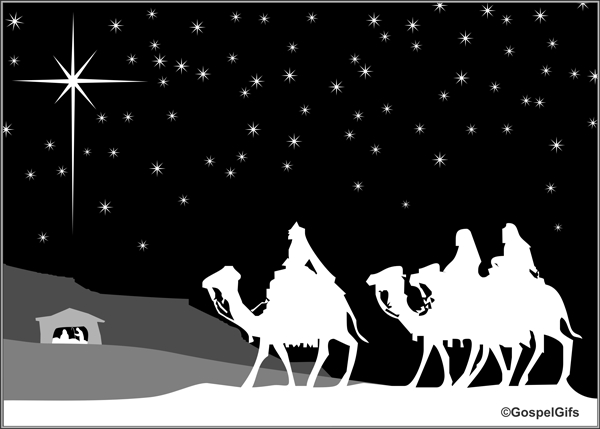 Free Christian Christmas Clip Art.