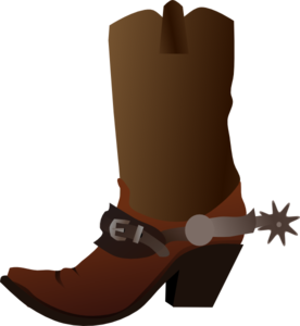Free Western Boot Cliparts, Download Free Clip Art, Free.