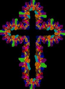 830 christian clipart cross.