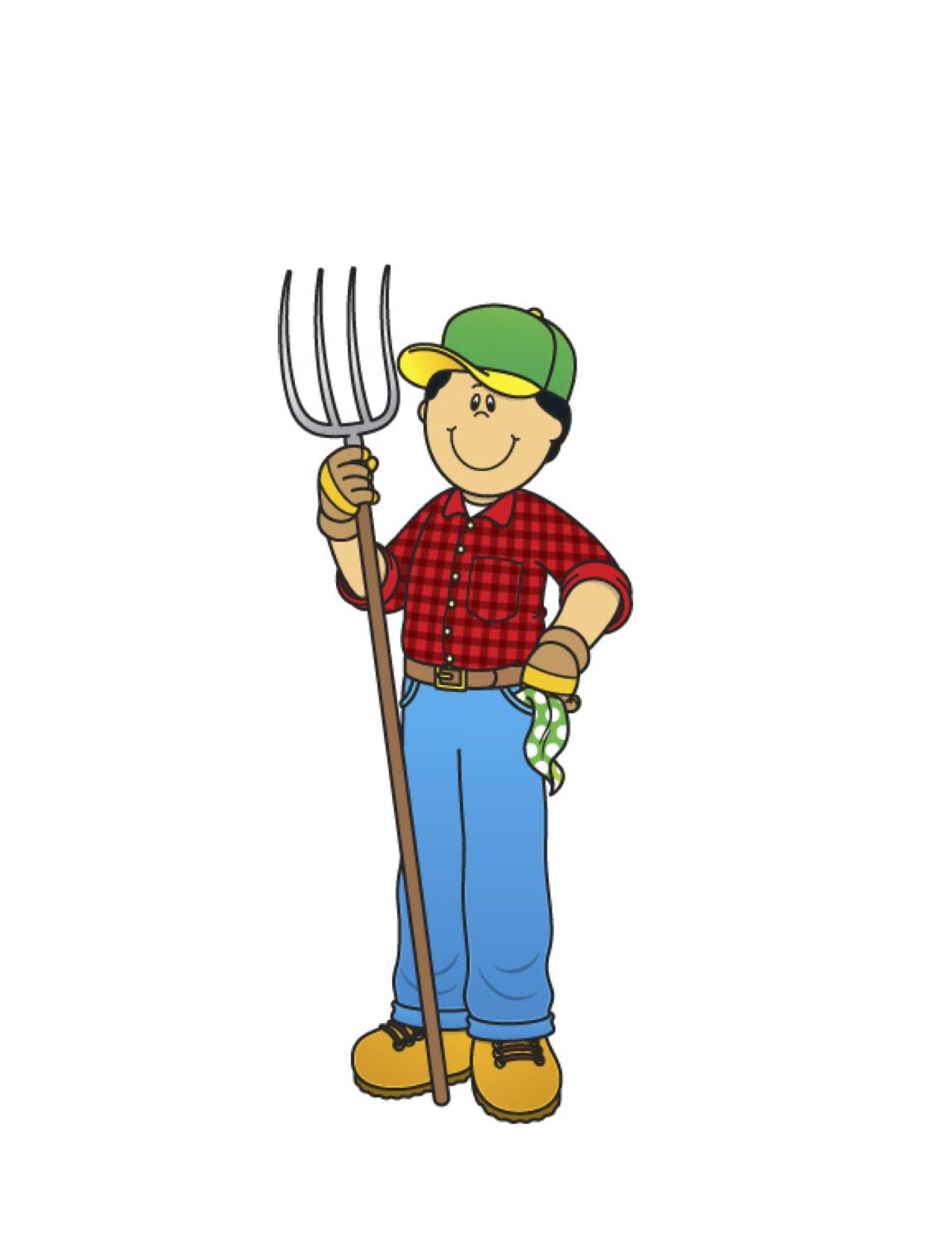 Farmers clipart man, Farmers man Transparent FREE for.
