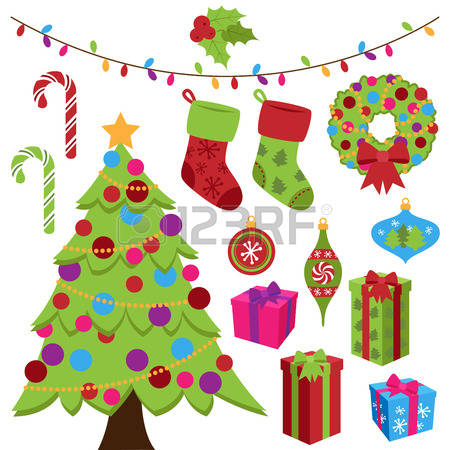 Christmas Fireplace Stock Photos Images. Royalty Free Christmas.