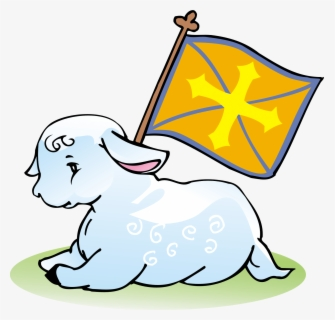 Free Lamb Of God Clip Art with No Background.