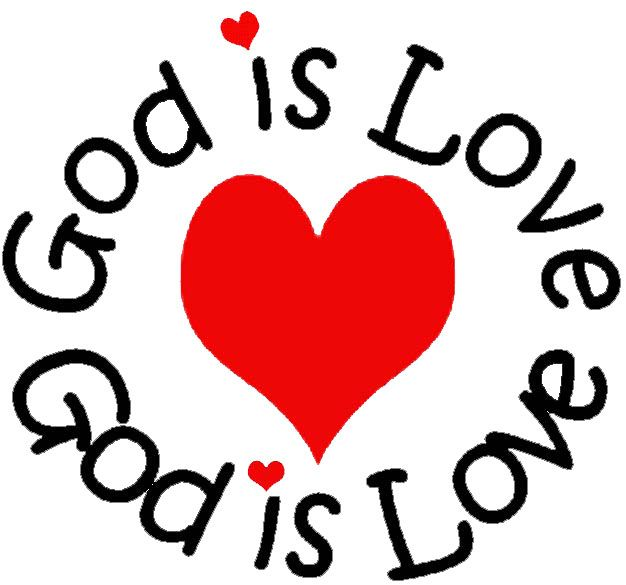 Gods Love Never Fails A True Valentine Clipart.