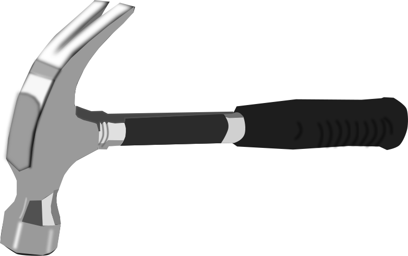 Free Clipart: Hammer.