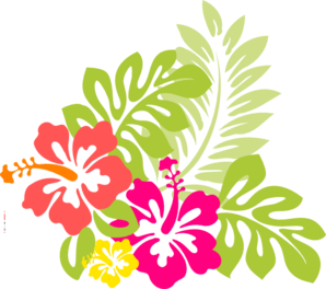 1544 Hawaii free clipart.