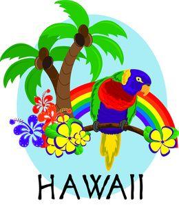 Hawaiian hawaii clip art free clipart.