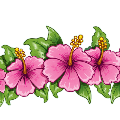 Free Hawaiian Flower, Download Free Clip Art, Free Clip Art.