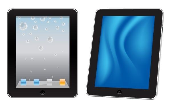 iPad Clipart Free.