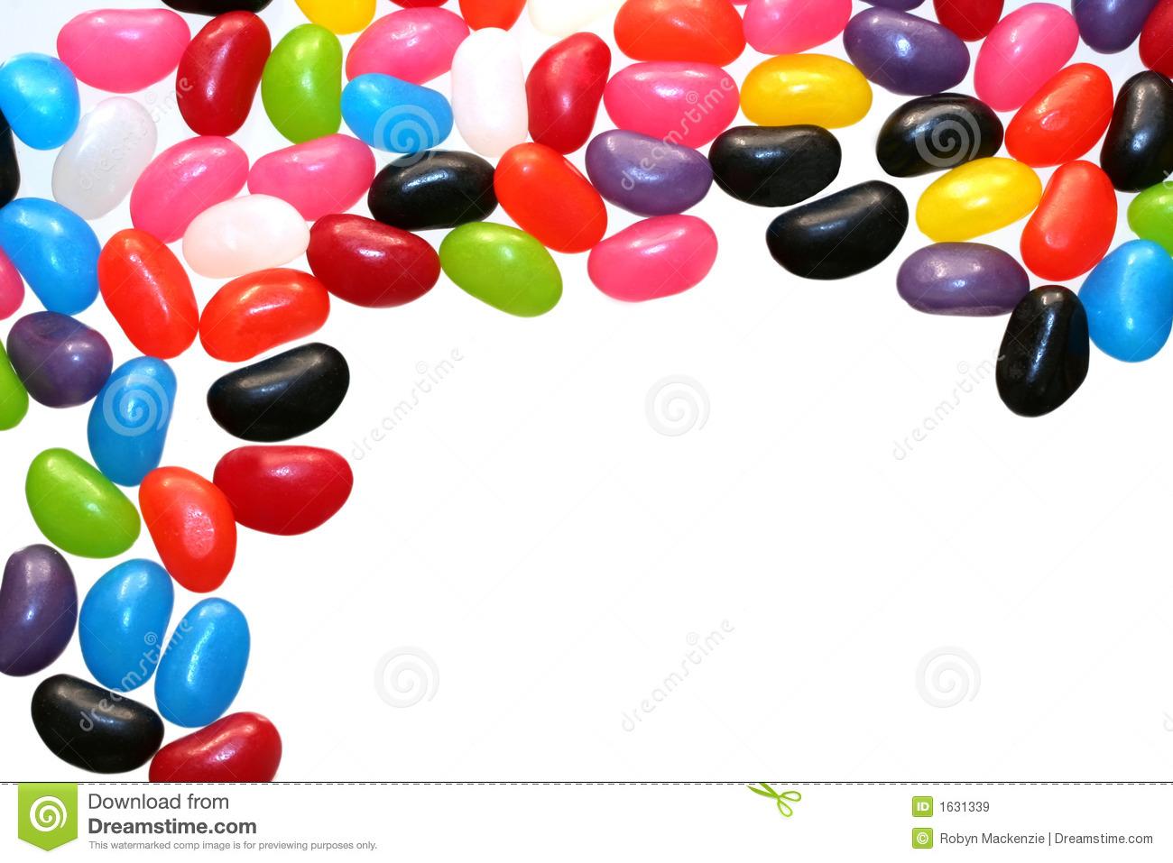 Jellybeans Clip Art.
