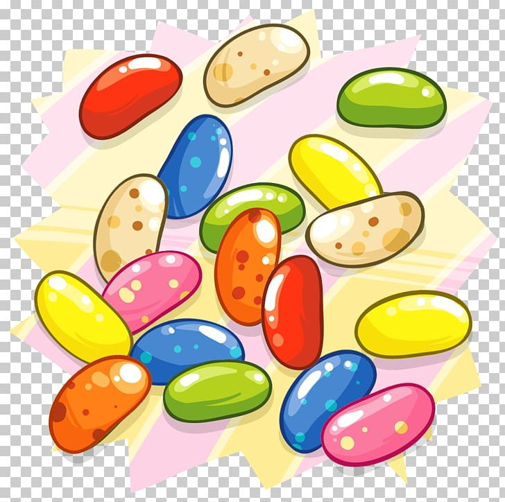 Jelly Bean Easter Egg PNG, Clipart, Beans, Clip Art.