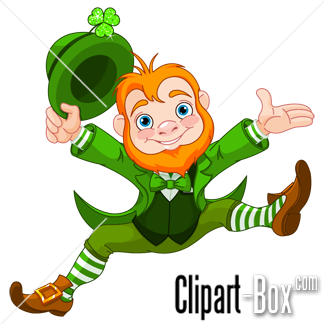 Free clipart leprechaun dancing 2 » Clipart Station.